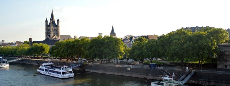 Rhine, Bavaria Rail Circle Tour