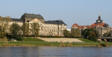 Saxon State Ministry and Saxon State Chancellery Dresden Germany to-europe.com