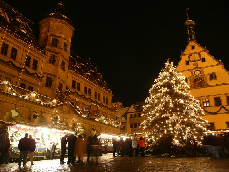 Christmas Markets in Germany & Austria