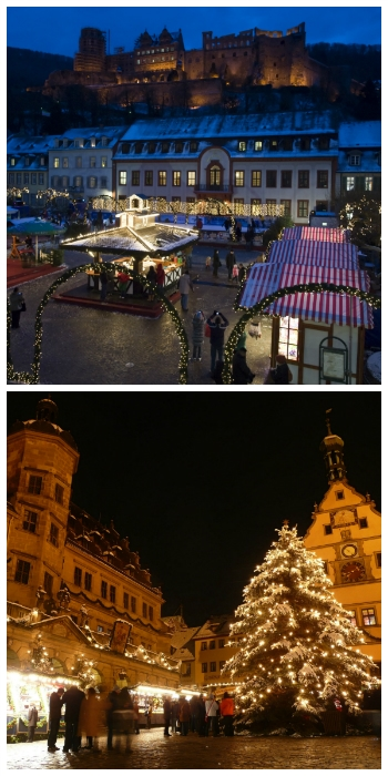 Central Germany Christmas Highlights Self-Drive Tour