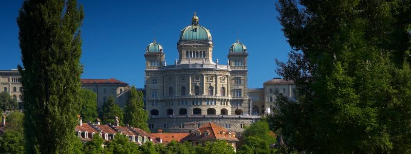 View of Bern Parliament Switzerland ©Swiss Image /Bern Tourismus to-europe.com