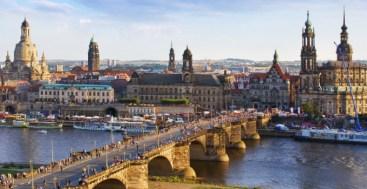 Dresden Silouette