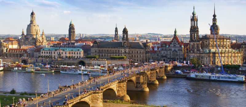 Germany, Austria, Prague Rail Tour