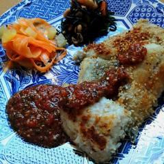 味噌魚フライ