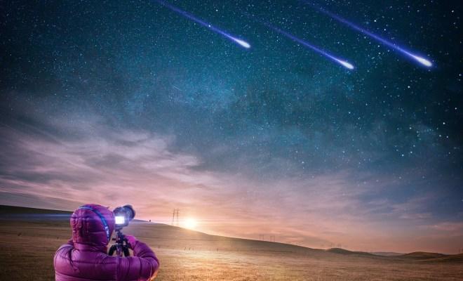 ペルセウス座流星群観測の基本!