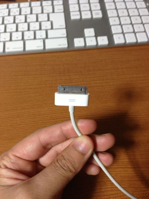 IPhone ex cable