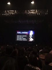 Avril in zepp osaka1