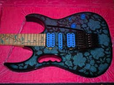 Steve vai guitar