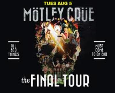MotleyCrue last tour