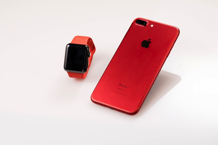 iPhone7とApple Watch