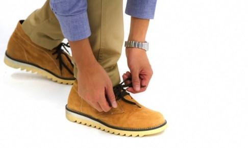 足底筋膜炎用のインソール