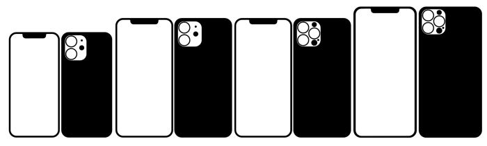 iPhone 12 series finalized design
