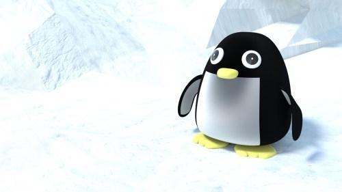 北極のペンギン マテリアル改良版