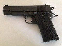 Picture of Colt 45 pistol