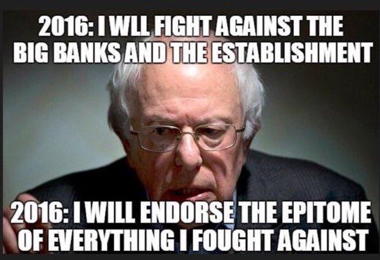 Sanders Meme