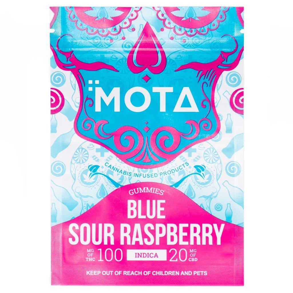 MOTA Indica Blue Raspberry Bottles 2 Toastedexotics