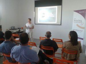 Sesión de Tarde en Toastmasters Málaga