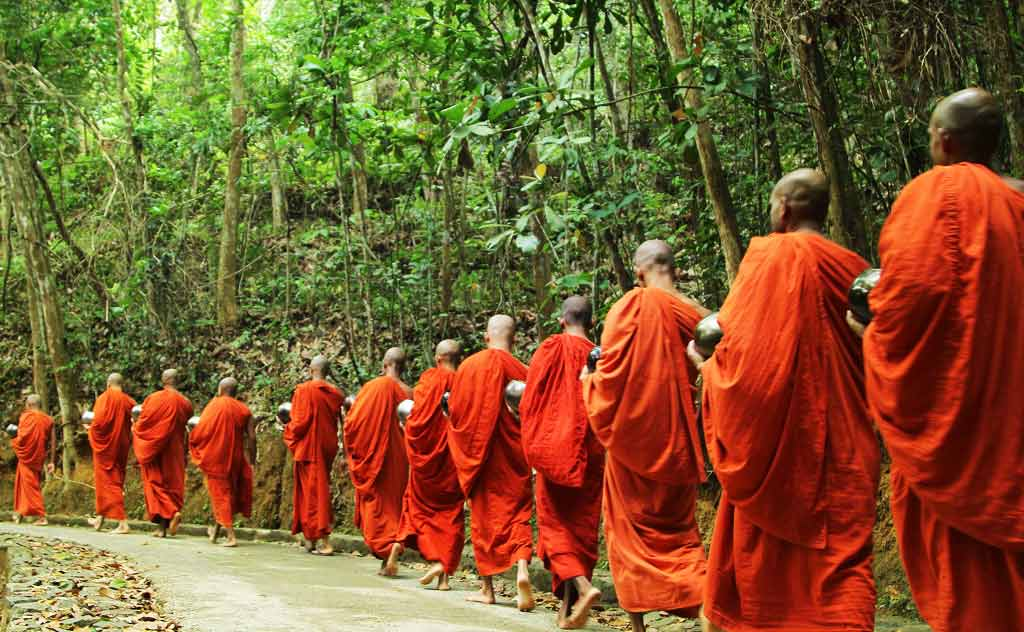 Soul searching & looking for quiet time in Thailand: stay in a Buddhist Monastery