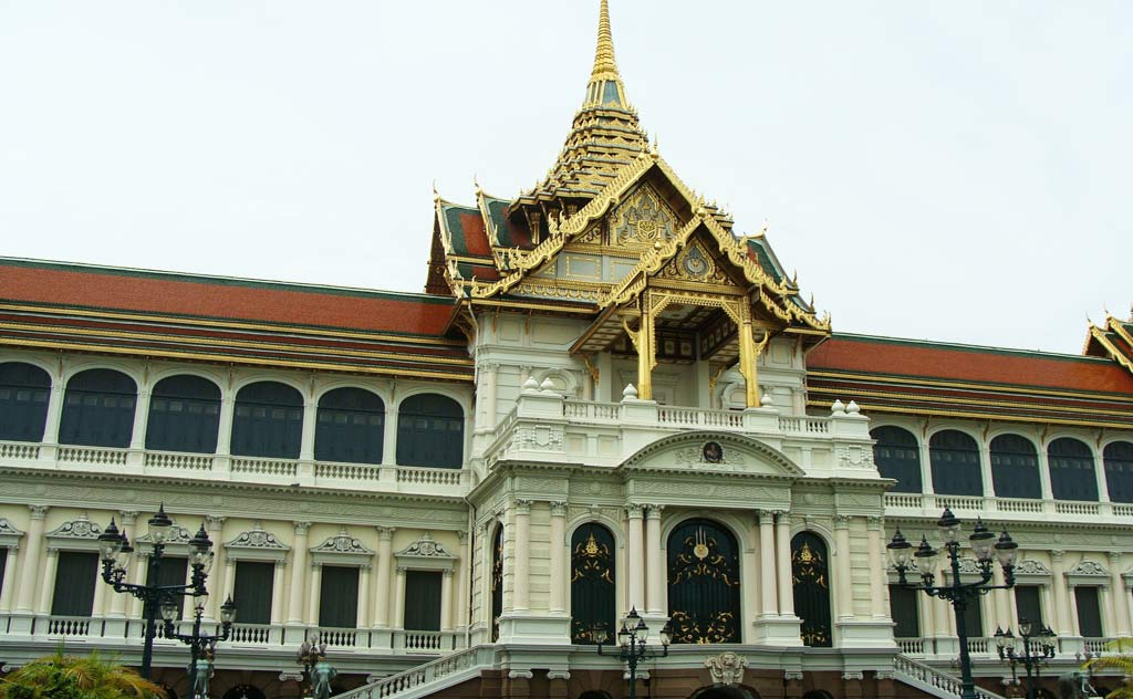 Chakri Maha Prasat, Grand Palace