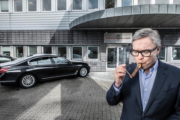 Scandinavian Tobacco Group's CEO Niels Frederiksen