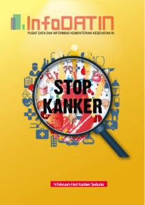 Infodatin Stop Kanker