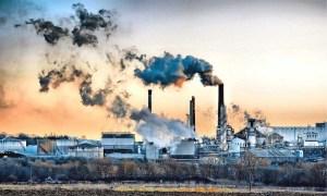 Polusi Pabrik