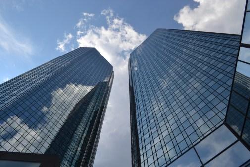 Deutsche bank, Francoforte