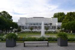 Palmengarten, Francoforte