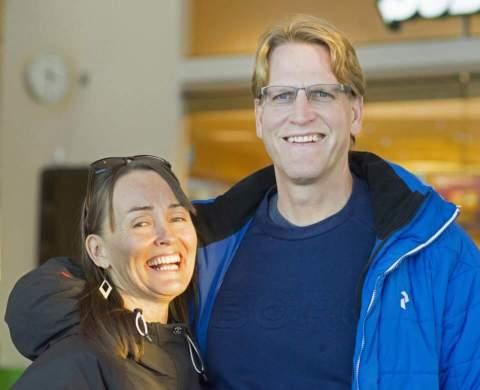 Peter & Camilla Ahlman