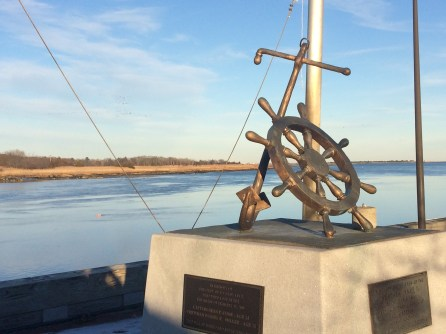 New England Maritime Wheel