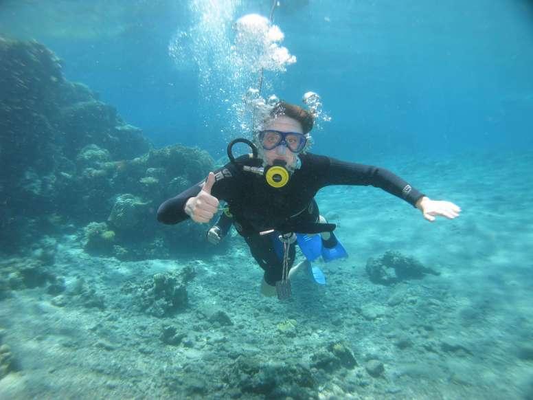 Diving Eilat, Israel