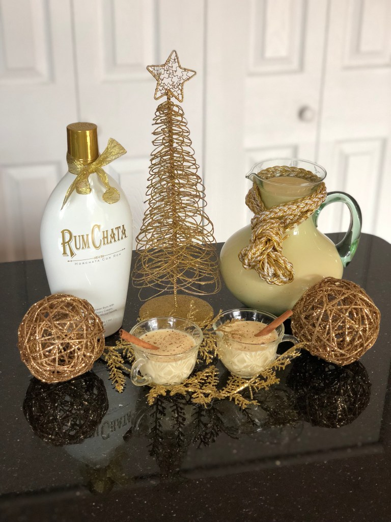Naughty Egg Nog Recipe