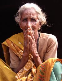 prayingwoman