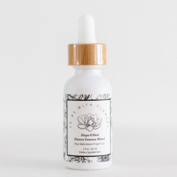 Hope-Filled Flower Essence Blend