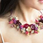 Flower Jewelry Workshop Tobey Nelson Weddings Events