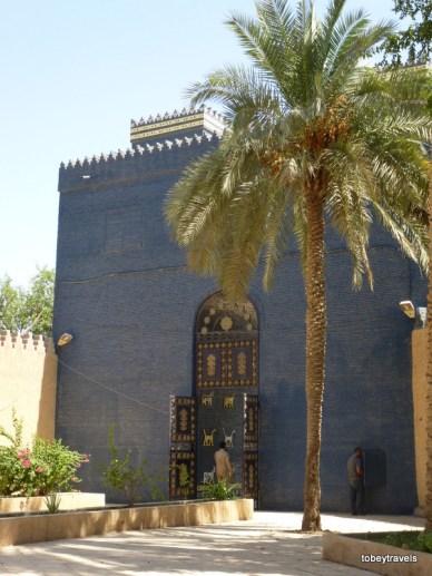 Babylon Front Gate