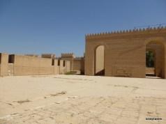 Nebuchadnezzar's Palace Babylon