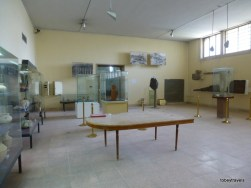 Sumarian Hall Baghdad Museum