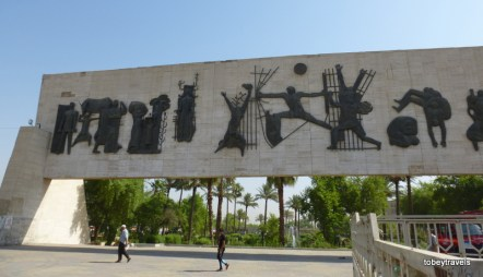 Liberty Monument Baghdad