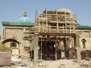 Mystic's Shrine, Baghdad