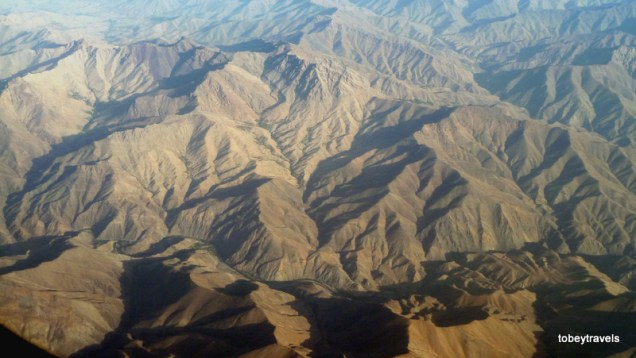 Flight to Kabul