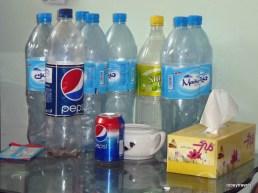 Herat one day's liquid!