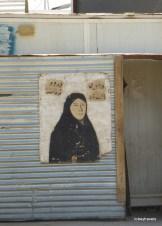 Kufa, Ladies' security point
