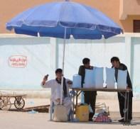 Mazar Ice Sellers