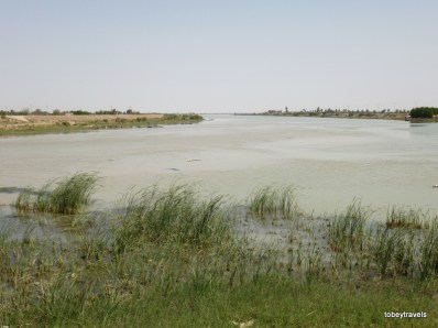 Qurnah, Tigris & Euphrates confluence