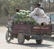 Mazar to Balkh Road