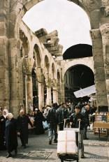 Damascus Straight St
