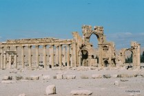 Palmyra Great Colonnade