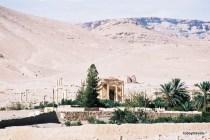 Palmyra Temple of Baal Shamin