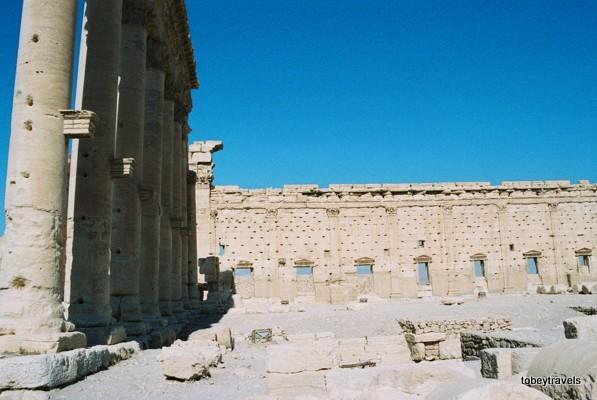Palmyra Temple of Bel